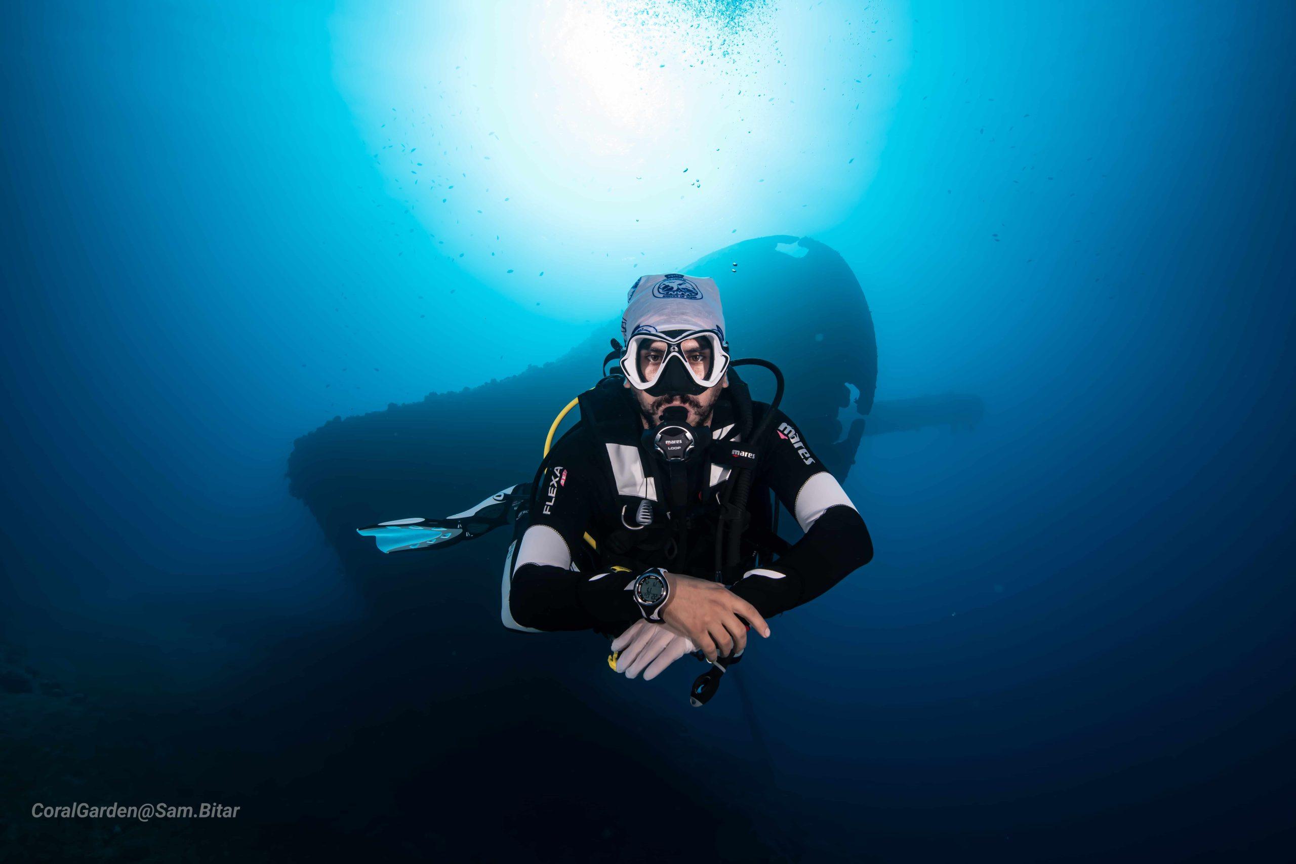Red Sea Scuba Diving in Aqaba, Jordan