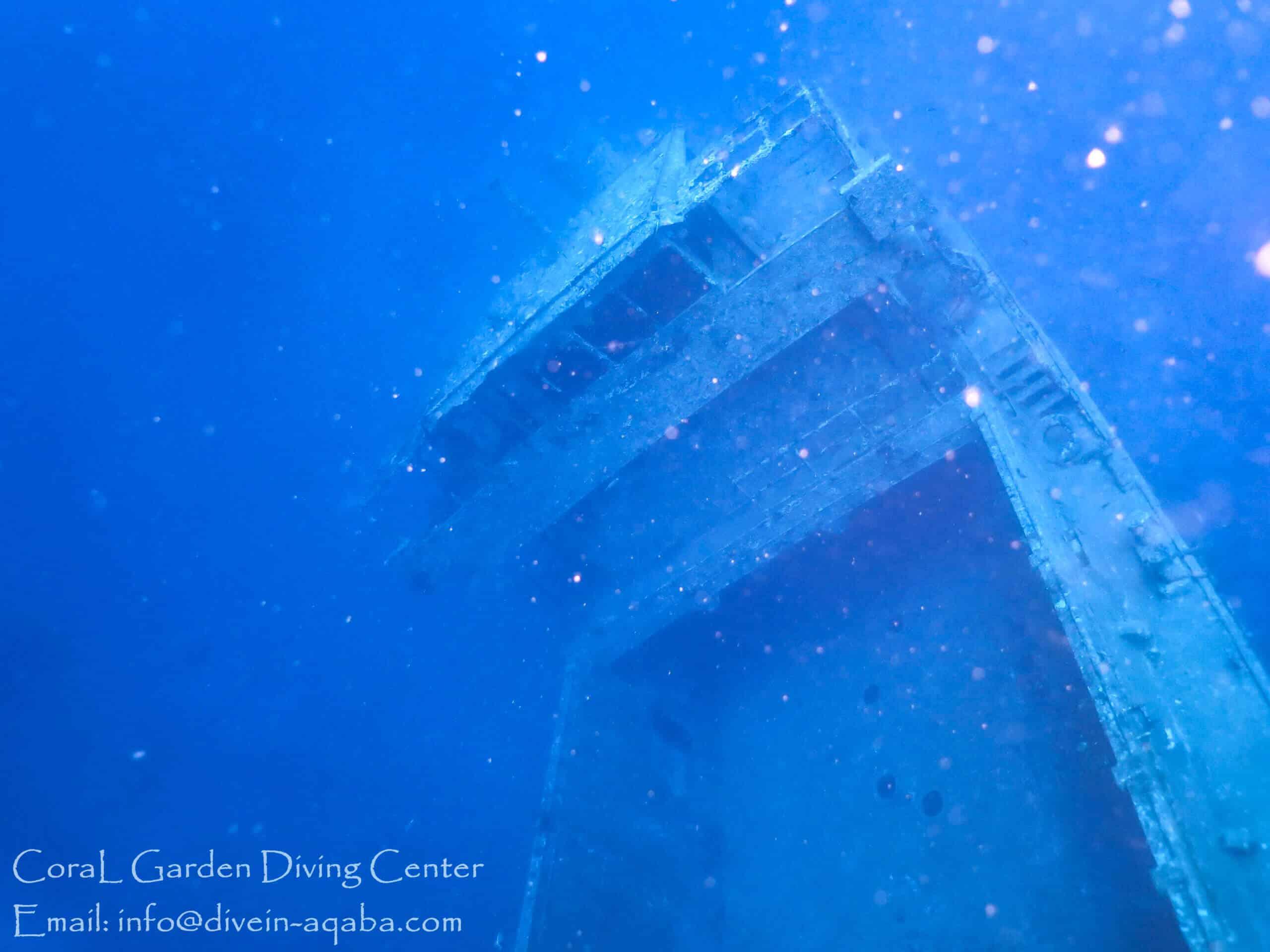Al Shorouk Wreck Aqaba